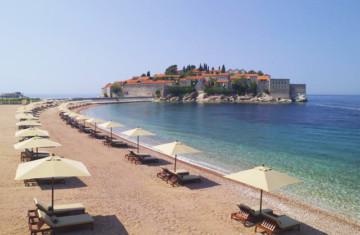 Пляжі Чорногорії стануть безкоштовними!!!