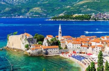 Правила въезда в Черногорию
